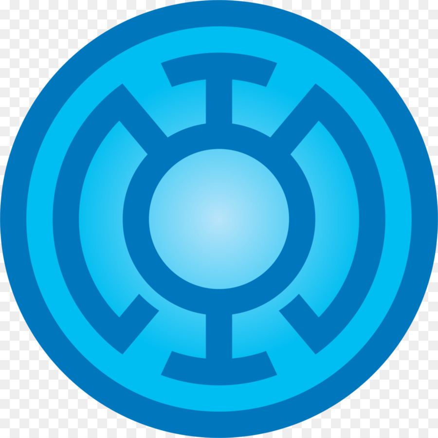 Green Lantern Corps Blue Lantern Corps Logo Lantern Png Download