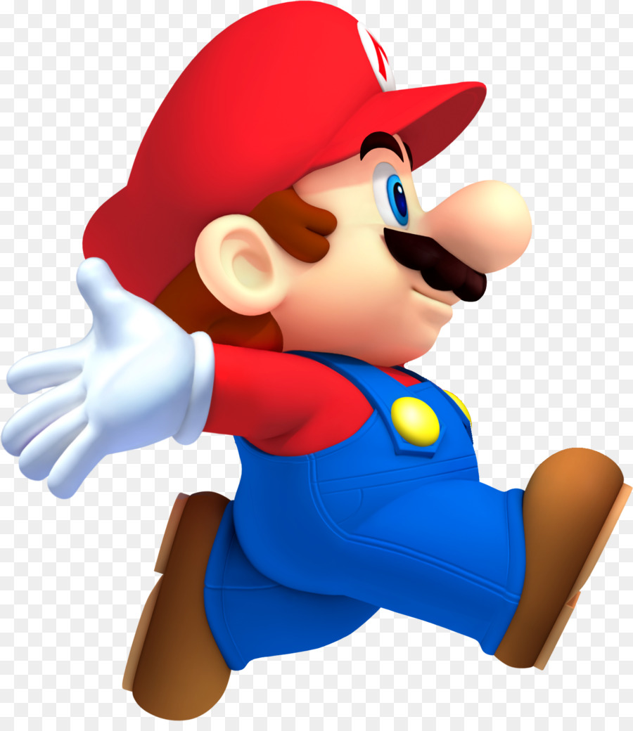 New Super Mario Bros 2 Toy png download - 1626*1854 - Free