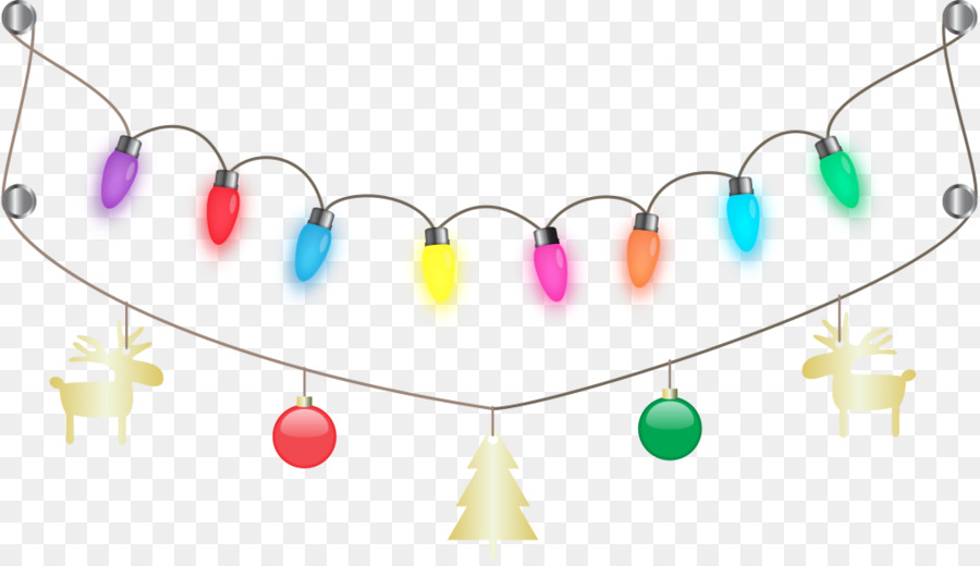 christmas lights clip art string lights