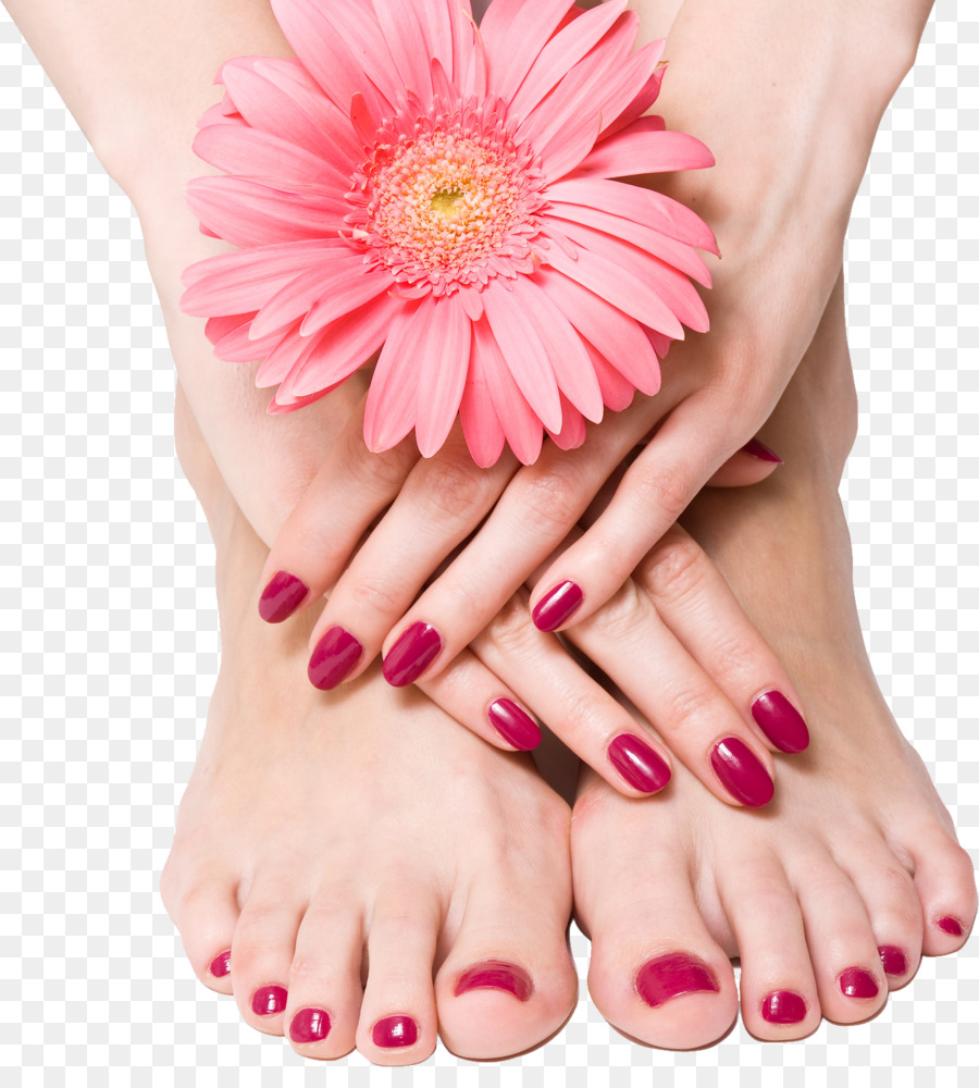 Manicure Nail Foot Pedicure Hand