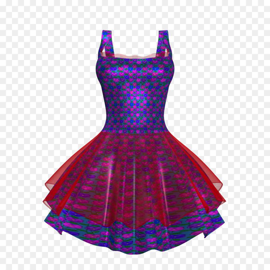 Vestido de cóctel vestido de Cóctel Ropa de color Púrpura - ropa ...