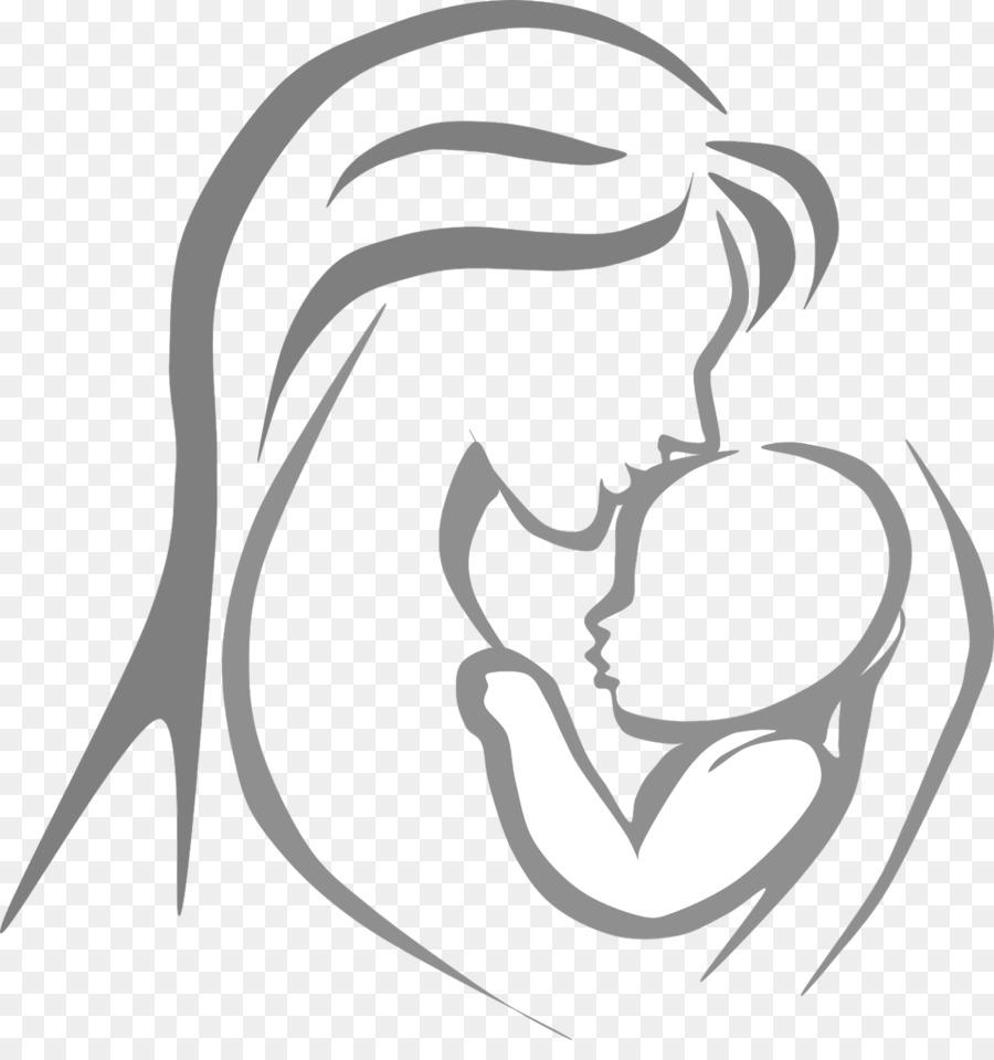 mother infant child clip art mother png download 1529 1600