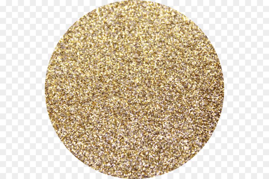 Glitter Gel Manicure Nail Polish Cosmetics - gold glitter png ...