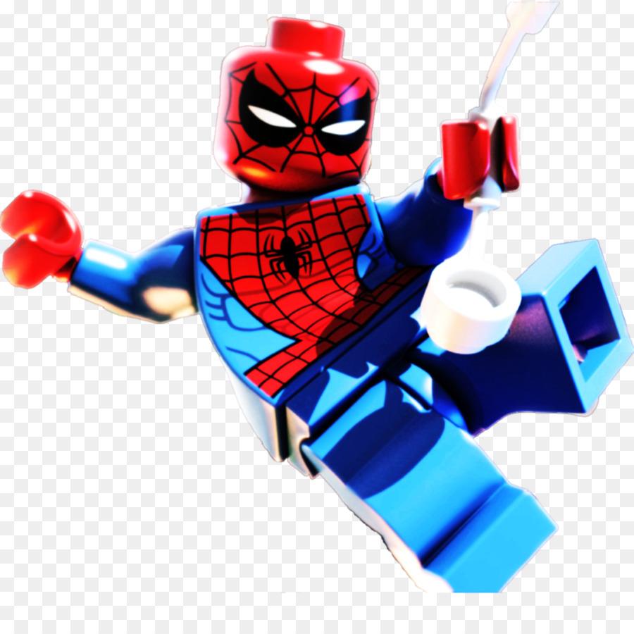 Marvel Super Heroes 60 Superhéroes: Spiderman Lego Dimensions Gallery