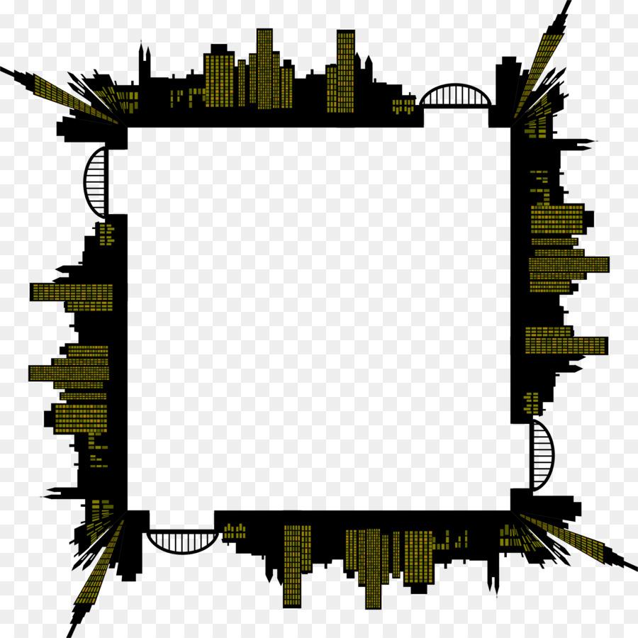 picture frames cityscape computer icons clip art cityscape png