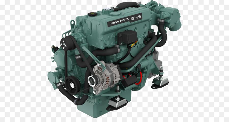 AB Volvo Volvo Penta sel engine Inboard motor - volvo png ...