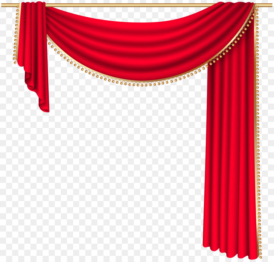 red window blinds wood look window blinds shades curtain clip art stage png download 5055