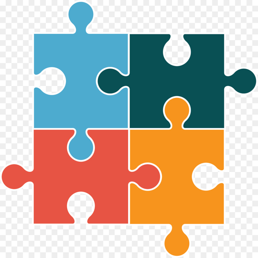 Jigsaw Puzzles Royalty Free Clip Art