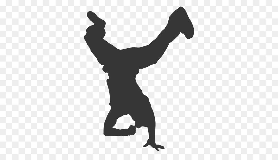 Wall decal Hip-hop dance Breakdancing Sticker - others png download ...