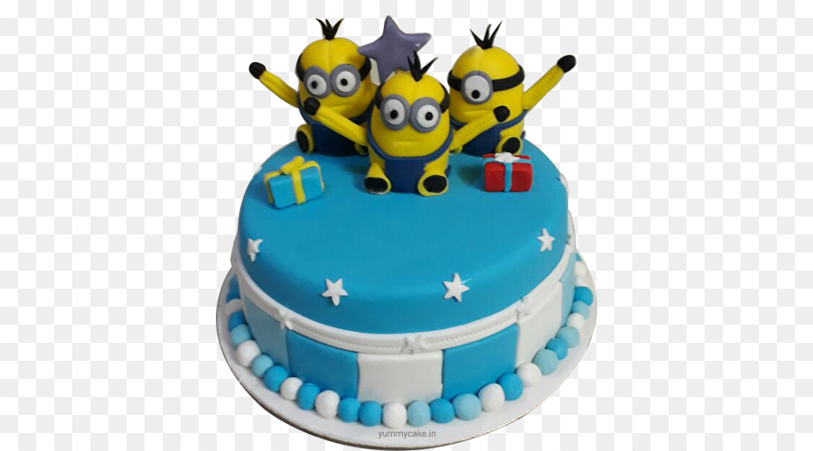 Birthday Cake Layer Minions