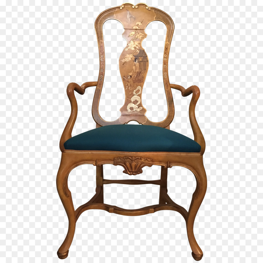 Table Chair Furniture Living room Upholstery - Chinoiserie png ...