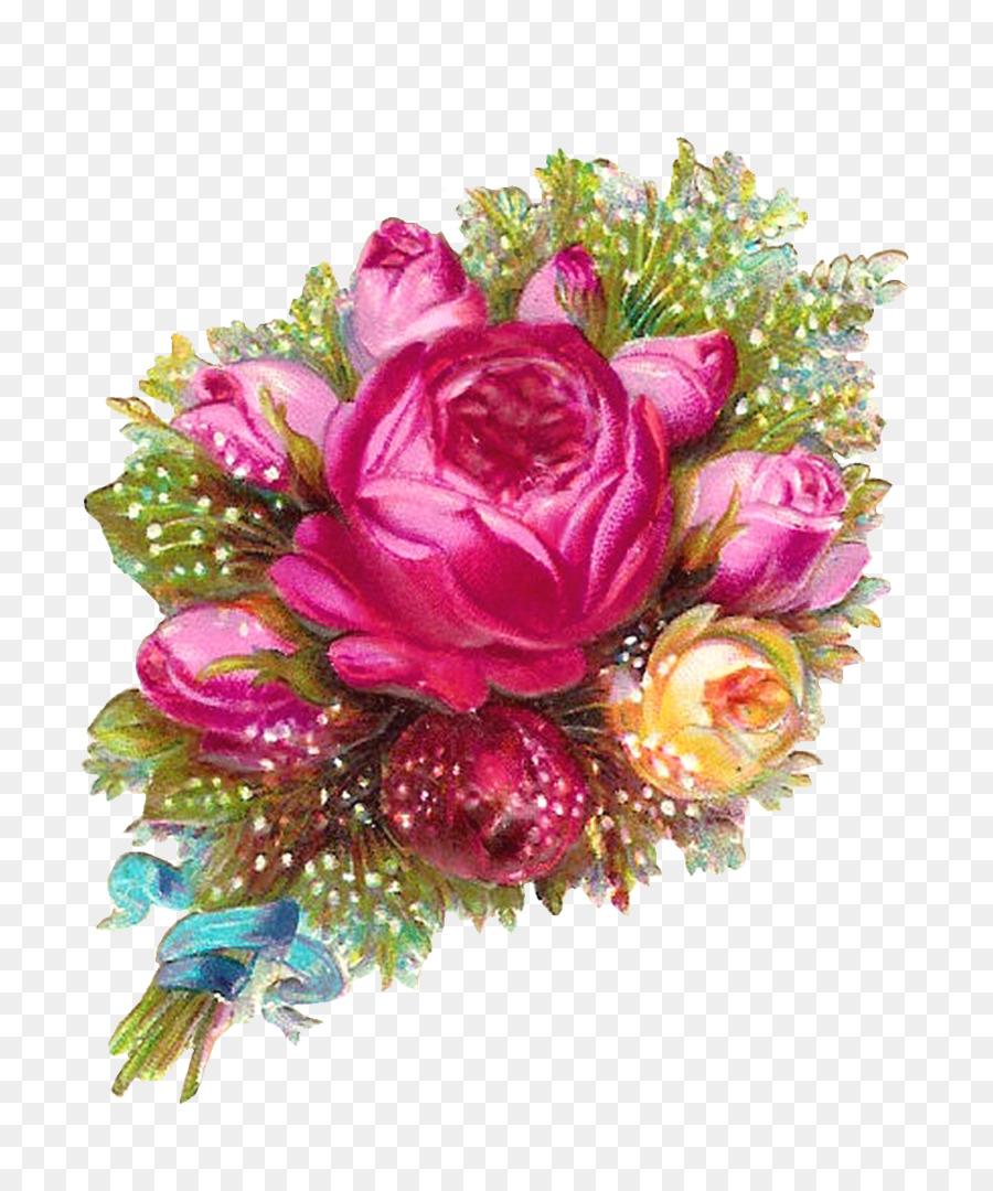 Flower bouquet rose clip art flower background png download 1265 flower bouquet rose clip art flower background izmirmasajfo