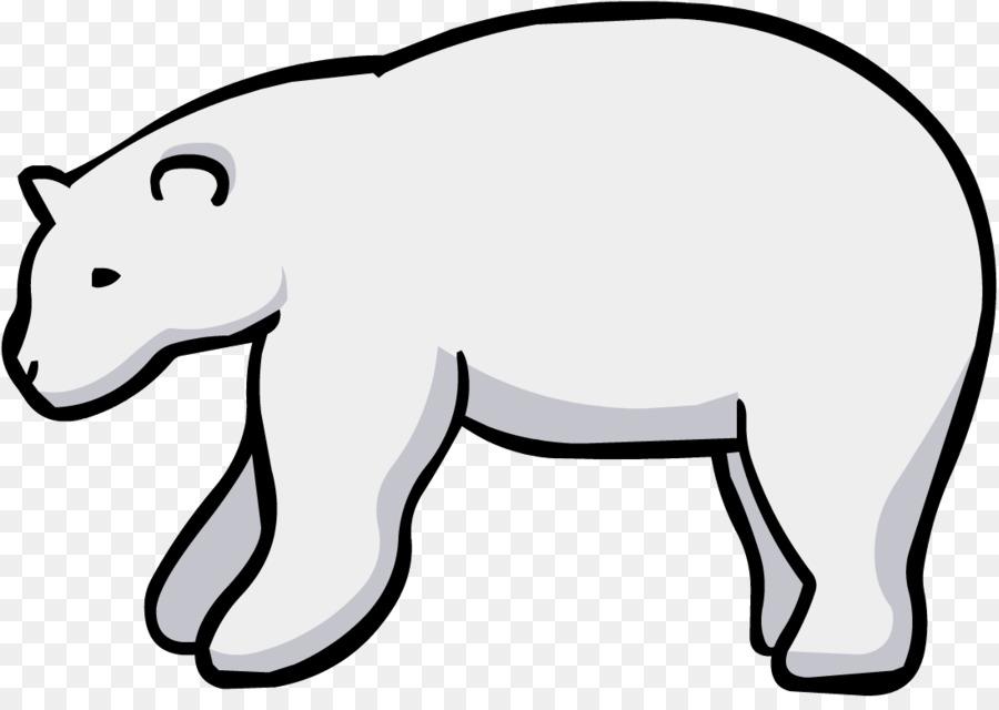 Oso Polar, Oso Polar, ¿Qué Escuchas? Oso pardo Bebé de Oso Polar ...