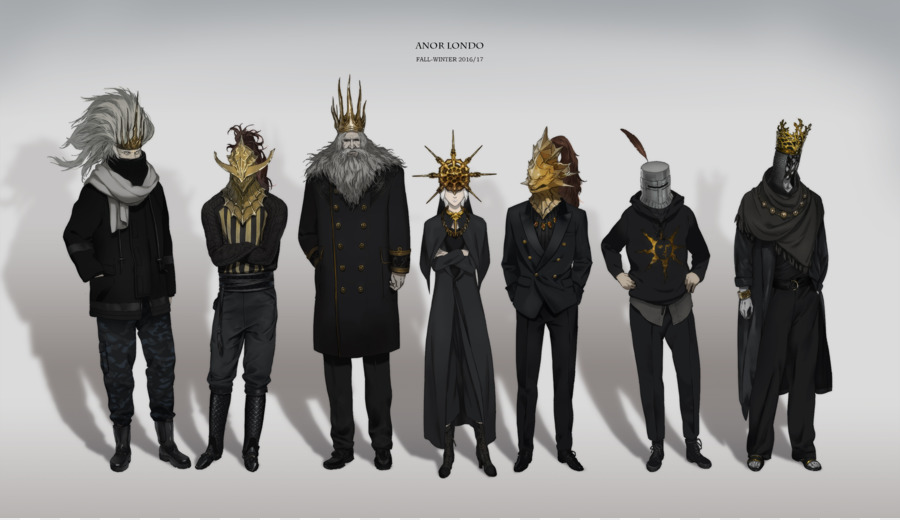 Dark Souls Costume Design png download - 2495*1436 - Free