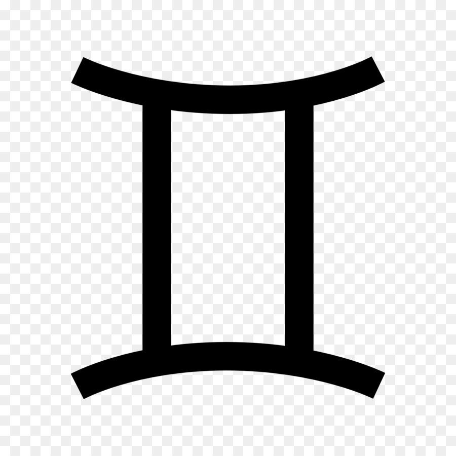 Gemini Astrological Sign Astrological Symbols Zodiac Cancer Symbol