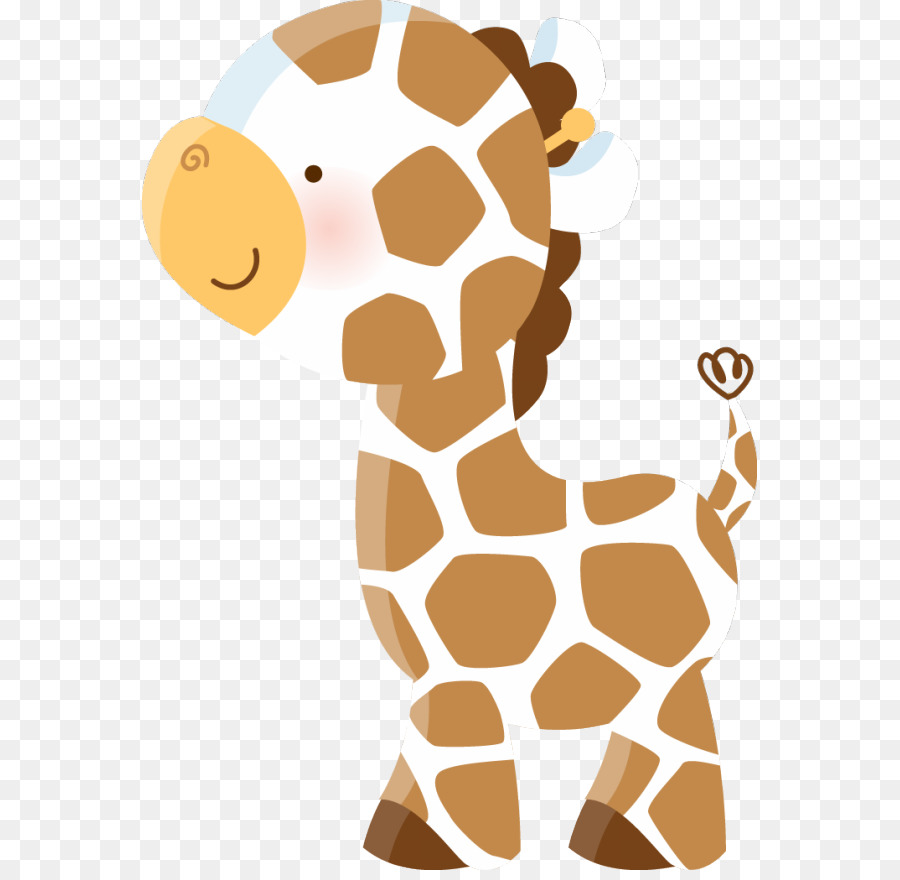 Giraffe Baby Jungle Animals Wall Decal Safari Infant