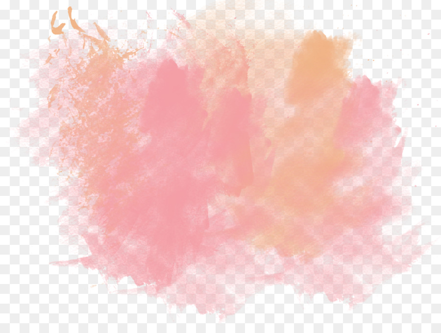Desktop Wallpaper Sky Petal Lip Watercolor Painting