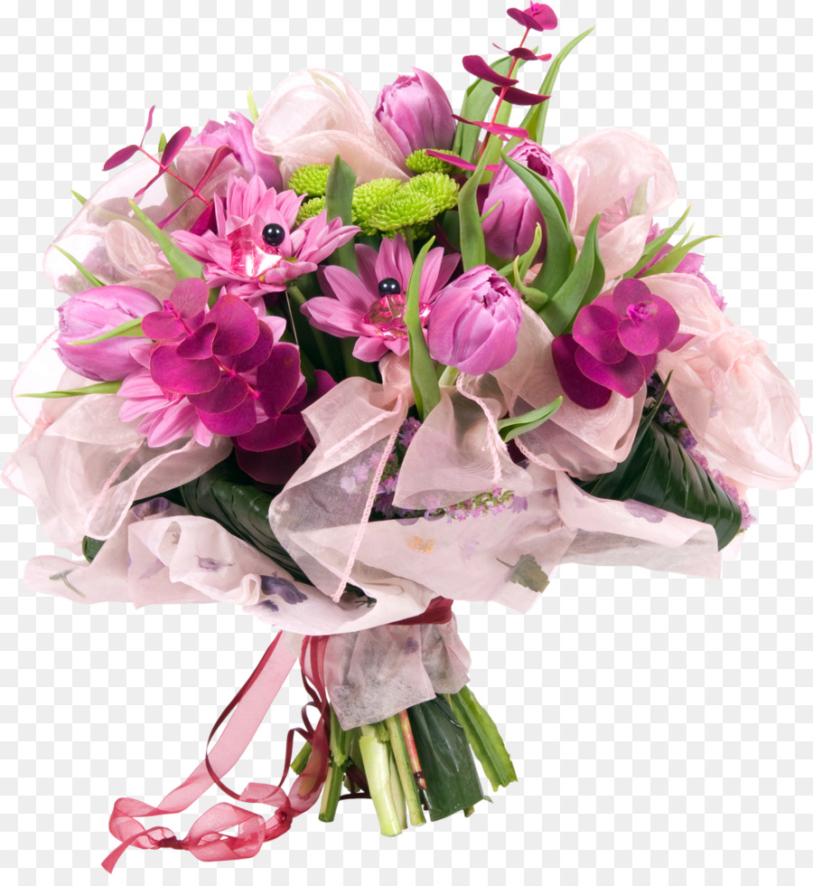 Flower bouquet Wedding Bride Floristry - bouquet png download - 1191 ...