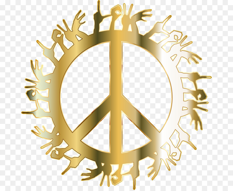 Hand Peace Sign Language Clip Art Letters Png Download 736736