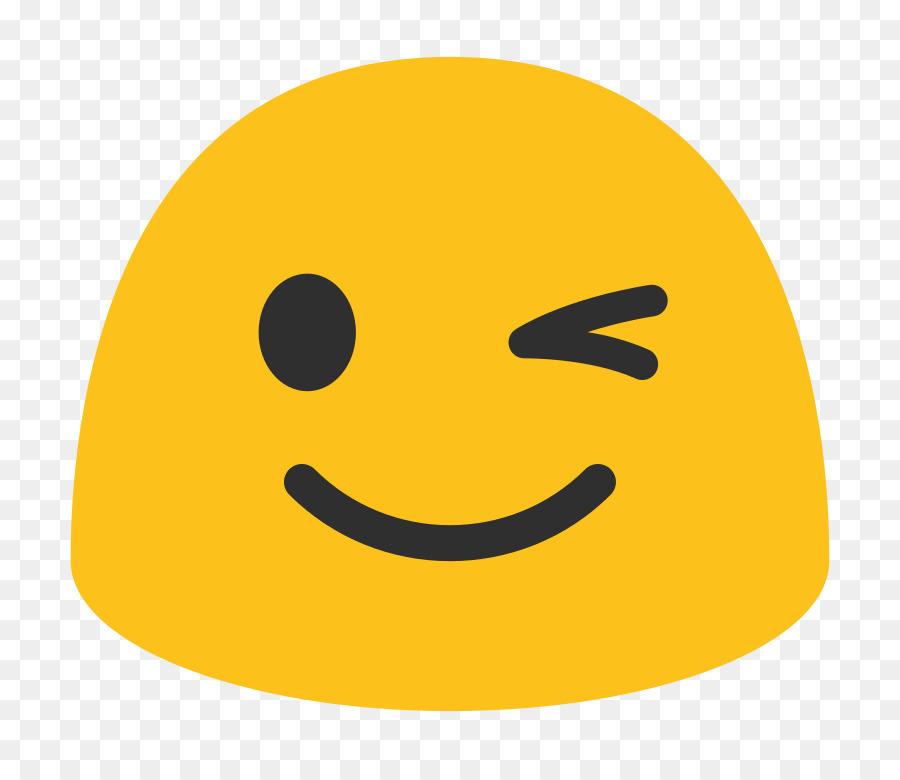 Emoji Eyebrow Face Wink Noto Fonts Emoji Png Download 768768