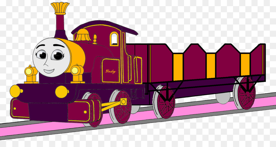 Thomas James The Red Engine Train Sodor