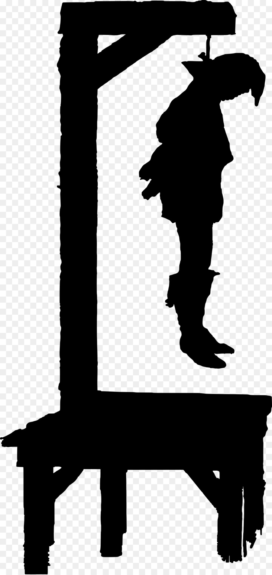 The Hanged Man Predictive Tarot Card Meanings: Capital Punishment Execution By Firing Squad Hanging Clip