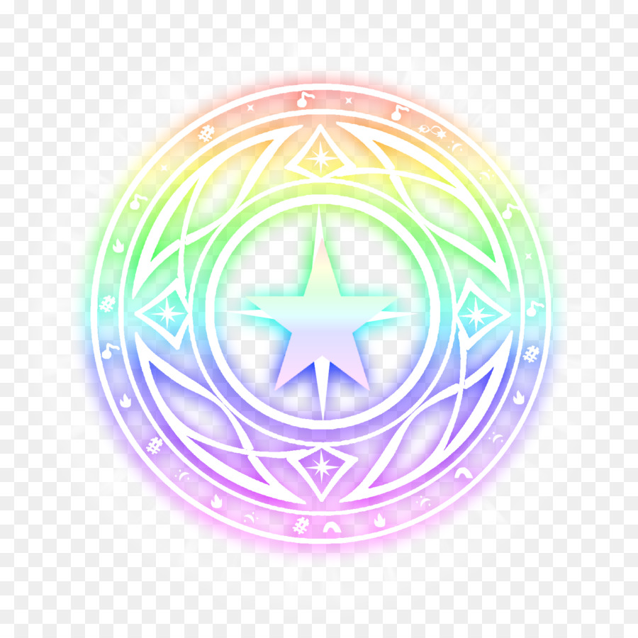 magic circle drawing - magic png download - 894 894