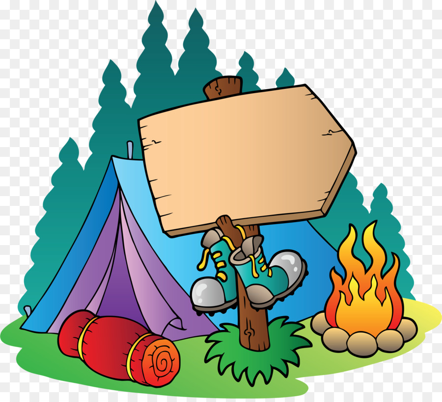 camping campsite campfire clip art tent png download 3000 2710 rh kisspng com camp images clip art camp clipart black and white