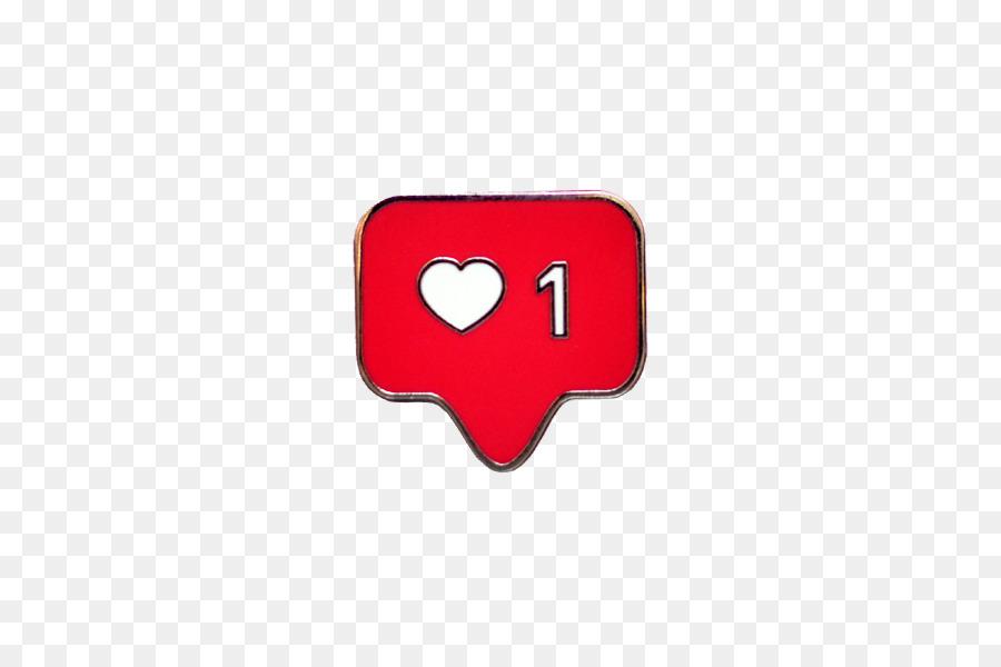 Heart Emoji Facebook png download - 595*595 - Free Transparent Heart