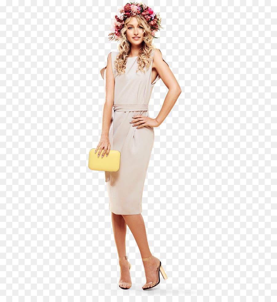 1920s Dress Fashion Flapper Vintage clothing - model png download ...