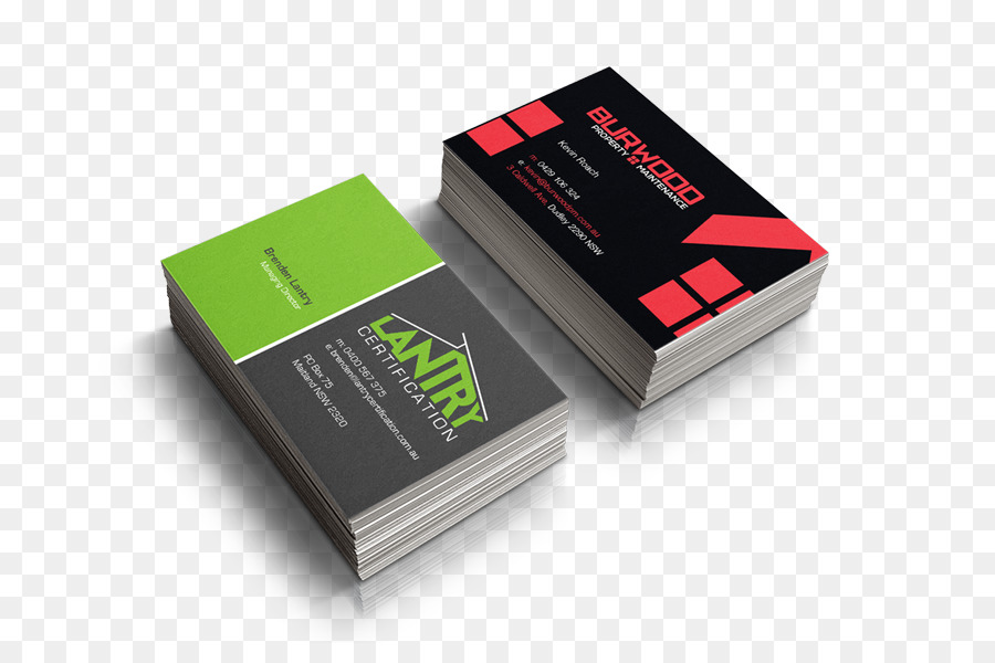 Paper Business Cards Printing UV coating - business card png ...