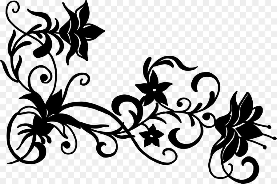 Floral Vector Png Download