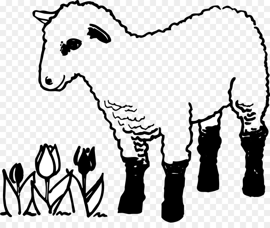 Parable of the Lost Sheep Coloring book Lamb and mutton Shepherd ...