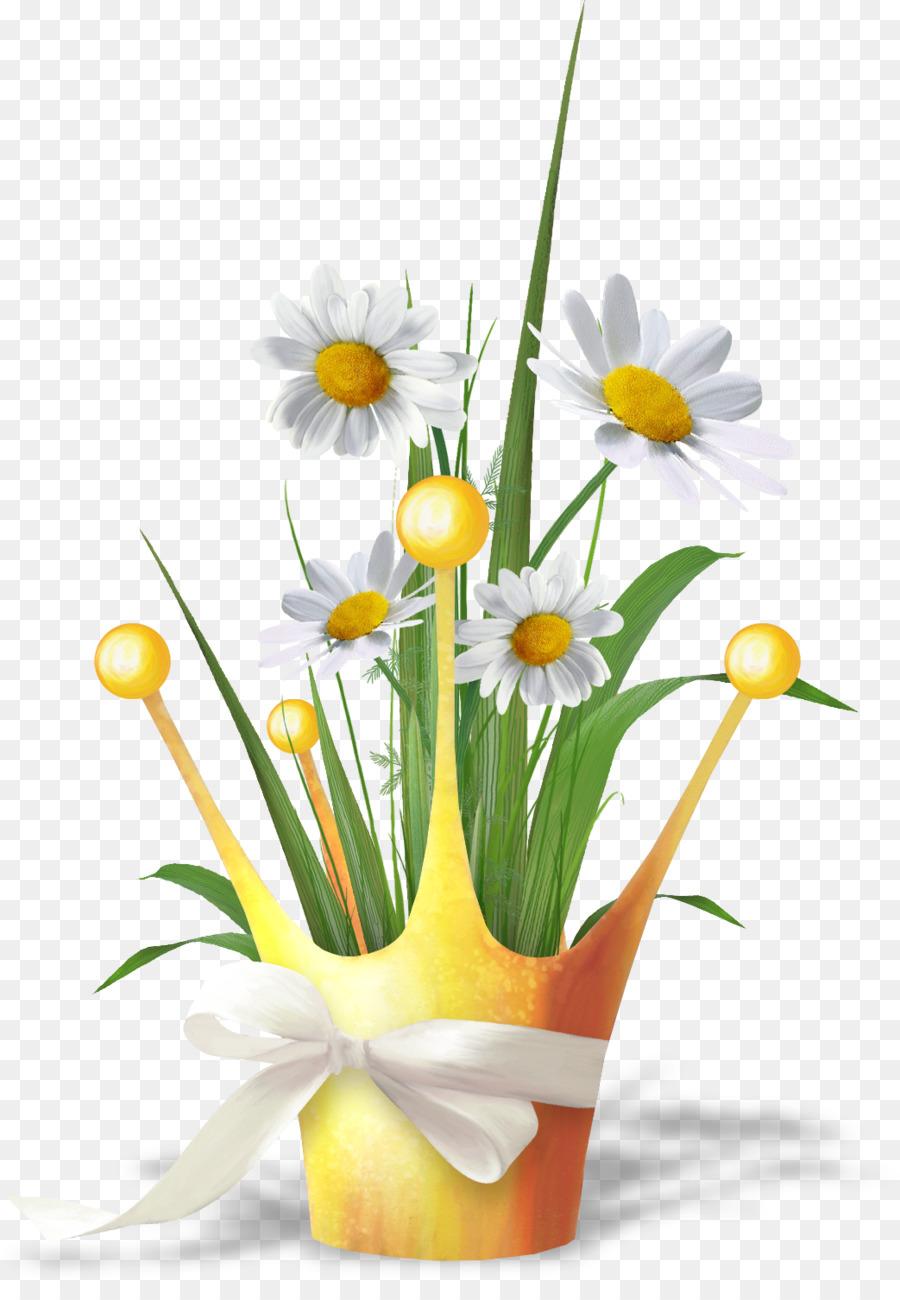 Simple Arreglos Florales De La Flor De Hadas De Matemáticas De Los ...