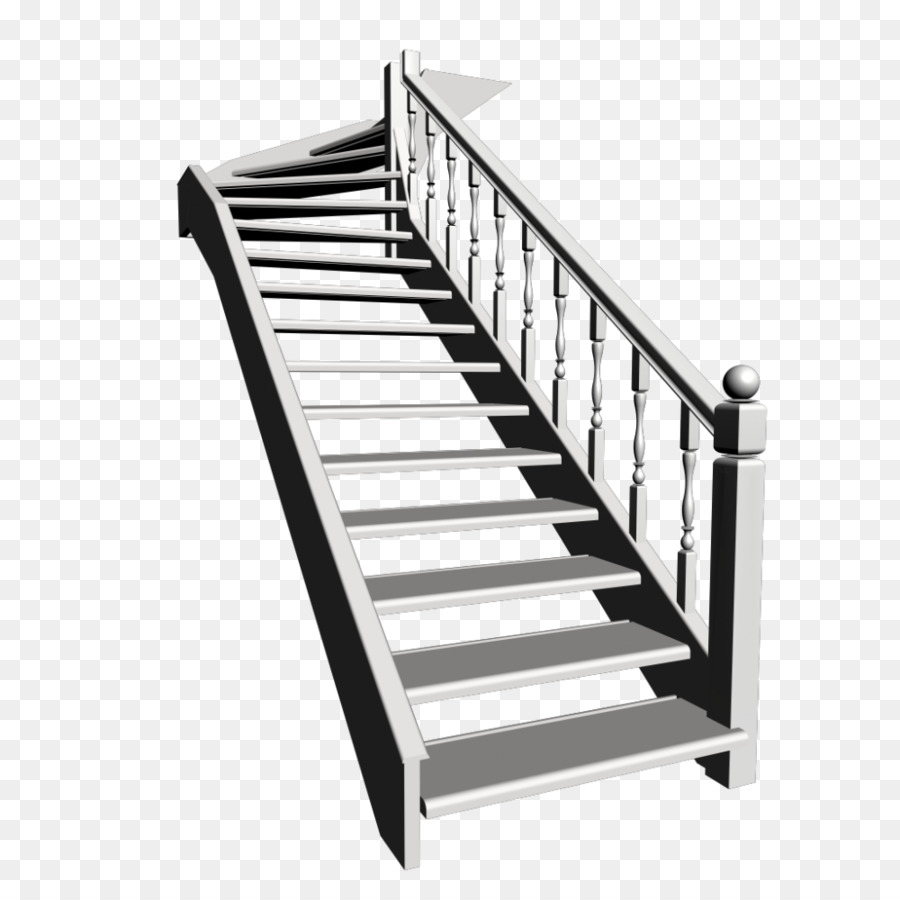 Stairs Coloring Book Ladder Handrail Architectural Engineering   Stairs