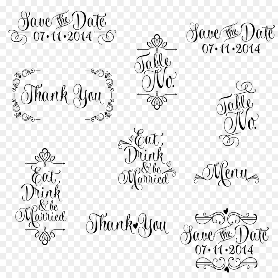 Wedding invitation Save the date Paper Clip art - save the date png ...
