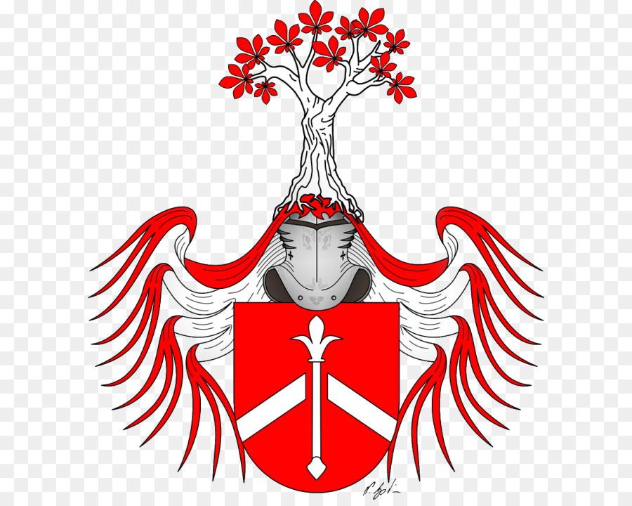 Escudo De Armas De Tiro De Armas De La Familia De La Heráldica Casco