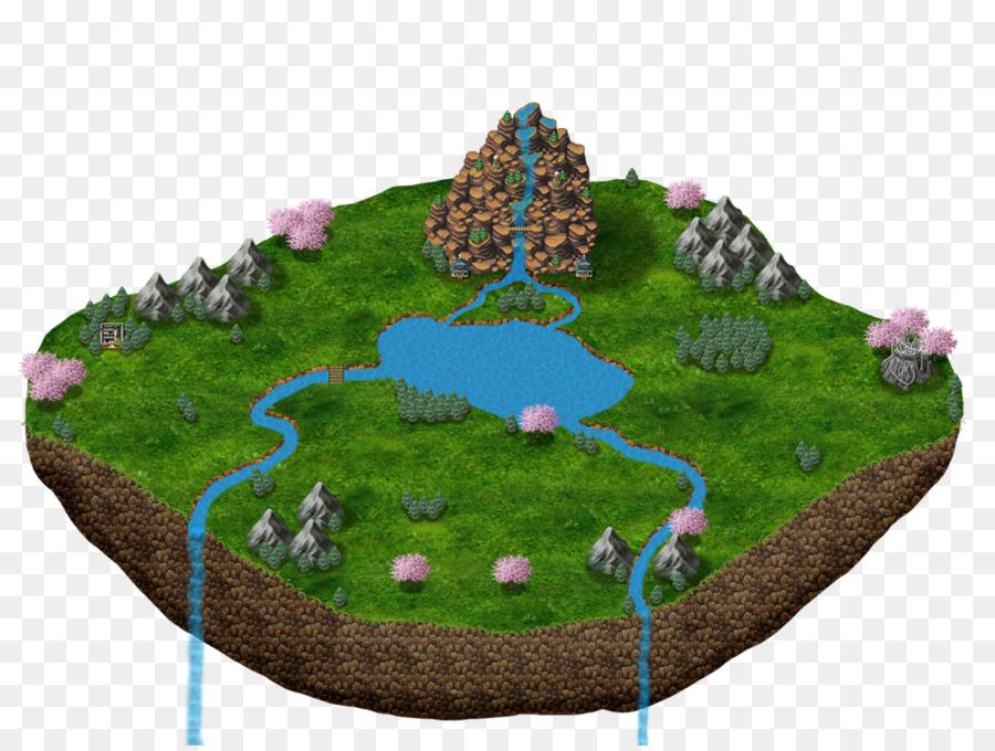 Pond Cartoon png download - 1000*750 - Free Transparent Rpg