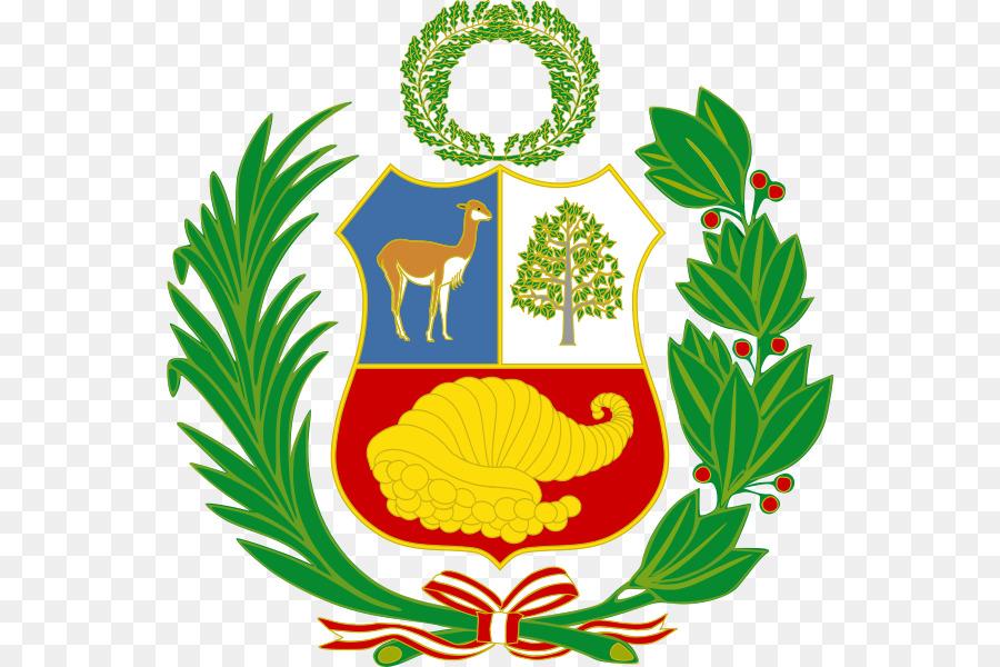 Flag Of Peru National Symbols Of Peru Coat Of Arms Of Peru Laurel
