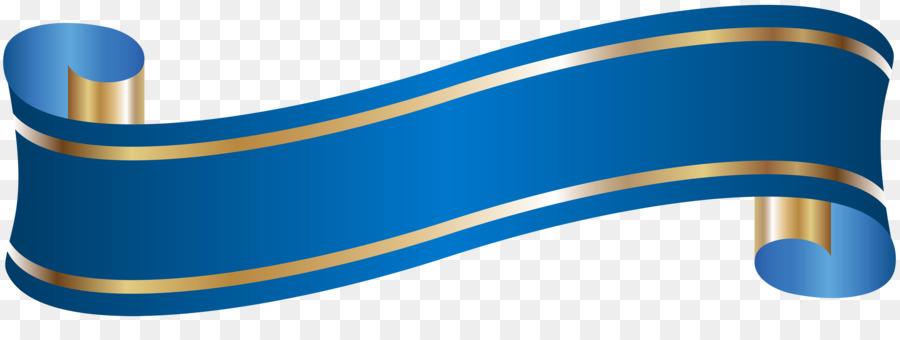 Banner Clip art - blue ribbon png download - 8000*2847 ...  Banner Clip art...