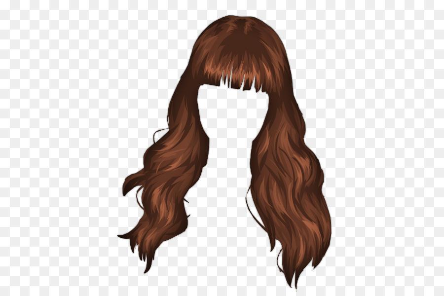 Frisur Lange Haare Pony Zopf Haar Png Herunterladen 600600