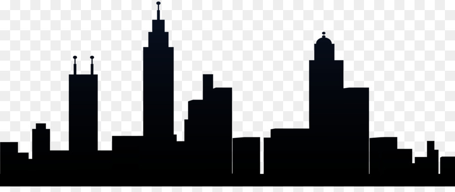 silhouette skyline city clip art city silhouette png download rh kisspng com london skyline clipart skyline clipart free