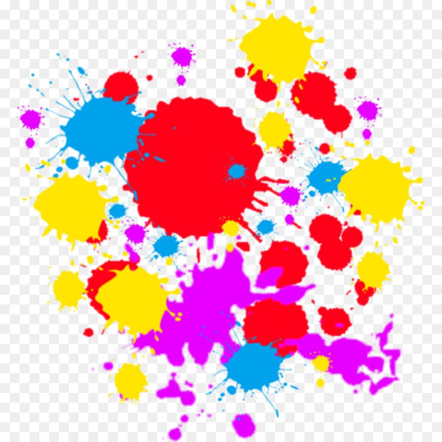 T Shirt Aerosol Paint Color Spray Painting Colours Png Download
