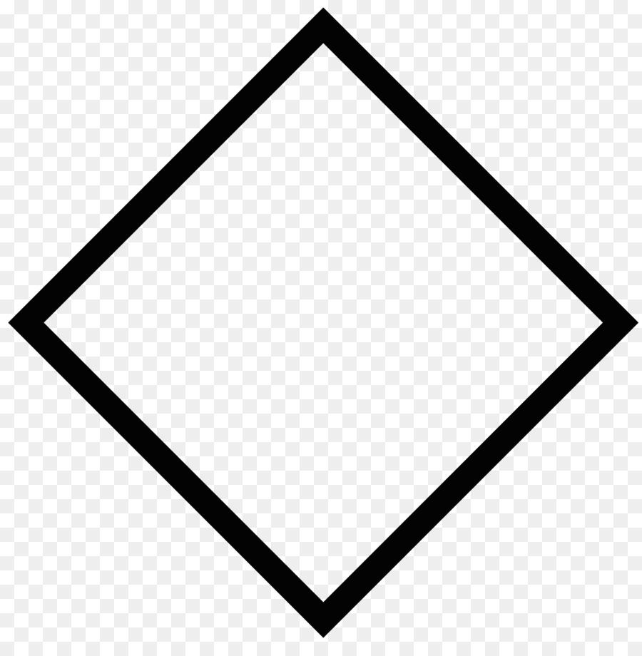 geometric shape rhombus square triangle diamond shape png download