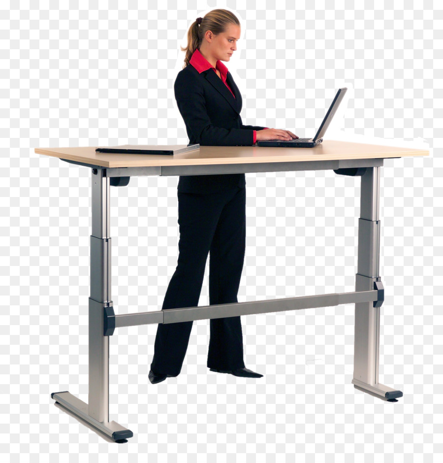 Sit Stand Desk Standing Sitting