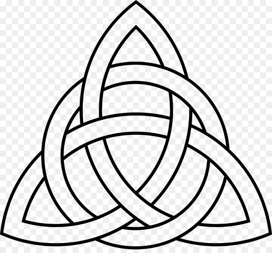 Celtic Knot Triquetra Celts Clip Art Celtic Png Download 2400