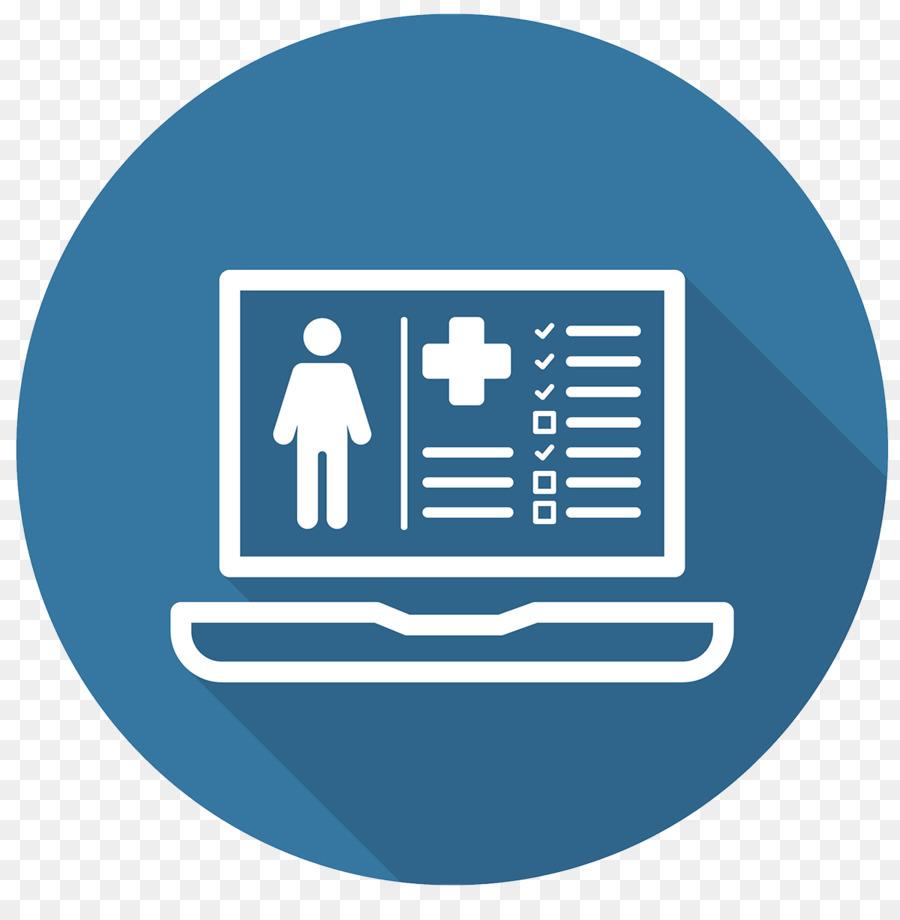 Dossier Medical De L Ordinateur Icones Patient A L Hopital Pharma
