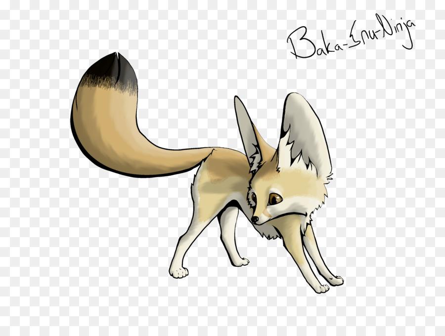 Zorro ártico Fennec fox Dibujo Clip art - fennec fox png dibujo ...