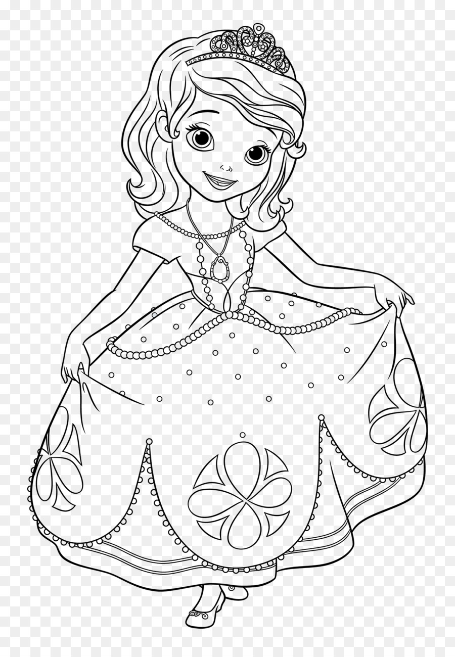 Coloring Book Disney Princess Drawing Disney Princess Png Download
