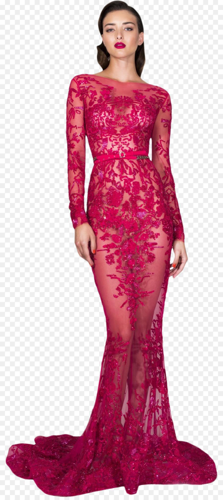 Desfile de moda de Alta costura vestido de Novia - vestido png ...